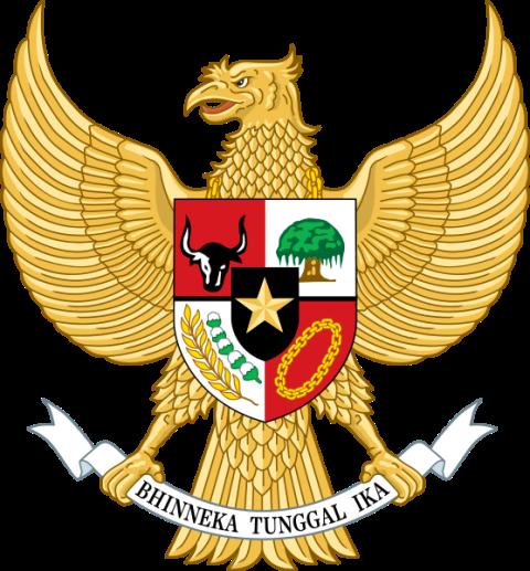 Burung Garuda Lambang Negara Republik Indonesia